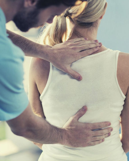 Problemas de espalda